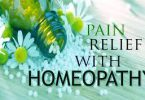 pain, relief, homeopathy