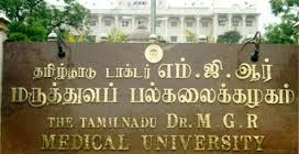 Tamil Nadu MGR Medical University