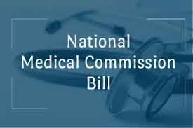 National Medical Commission Bill
