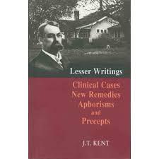 Lesser Writings, Kent