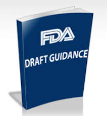 FDA, draft guidance