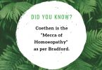 Mecca of homeopathy
