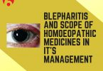 Blepharitis And Scope Of Homoeopathic Medicines In It's Management