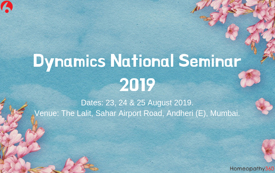 Dynamics National Seminar 2019