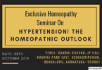 Hypertension! The Homeopathic Outlook
