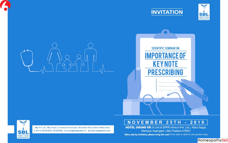 Scientific Seminar On Importance Of Keynote Prescribing
