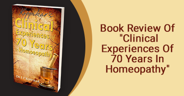 Book Review On Dr Koppikar's Clinical Experiences Of 70 Years In Homoeopathy By Dr Abhishek Joshi